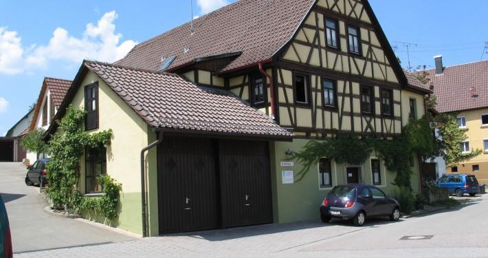 Geschäftsstelle in Steinenberg