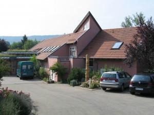 Wohnstätte & Kurzzeit am Geißgurgelbach
