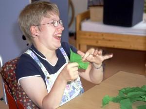 Impressionen vom Verein für Behinderte