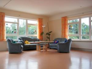 Wohn- und Tagesstätten für Behinderte