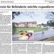 Schorndorfer Nachrichten, 22.01.2008
