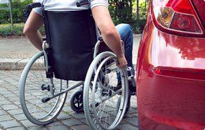 Autofahren mit Handicap