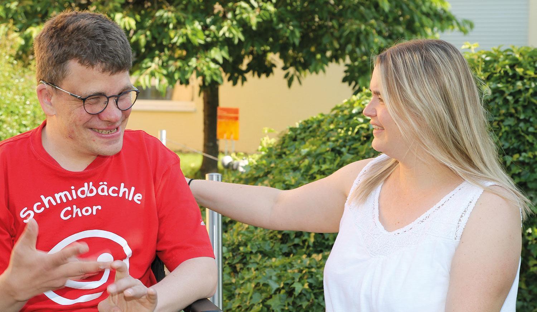 Jobs beim Verein für Behinderte Schorndorf